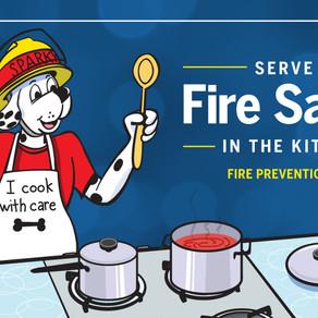 Fire Prevention Week Kicks Off!