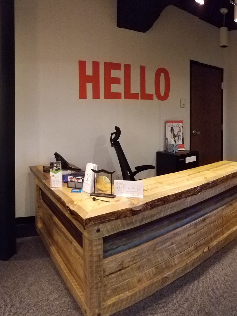 BRW Office Reception