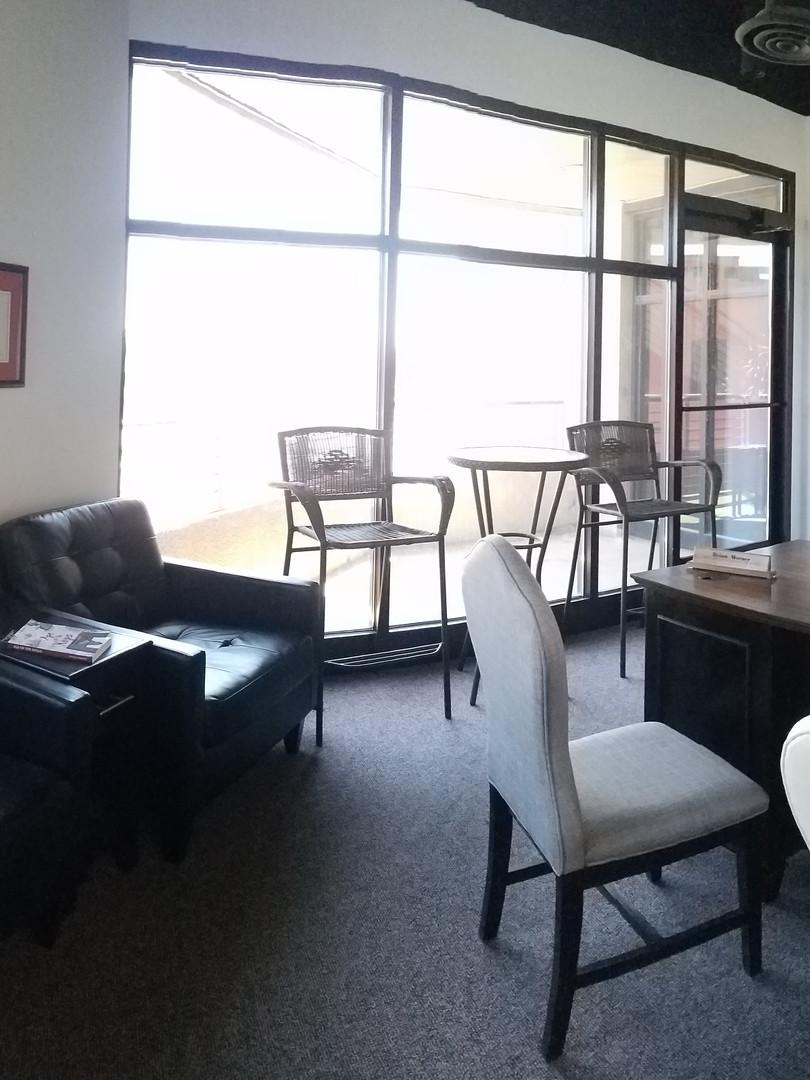 Brian Werner's Office