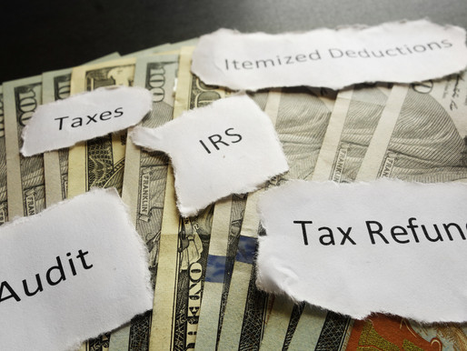 What to Do If You Get Audited