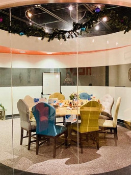 BRW's Fishbowl Conference Room