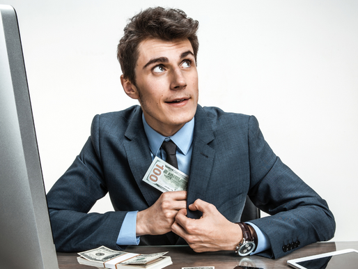 Your Employees Are Stealing From You. Top 5 Practices To Implement Today.