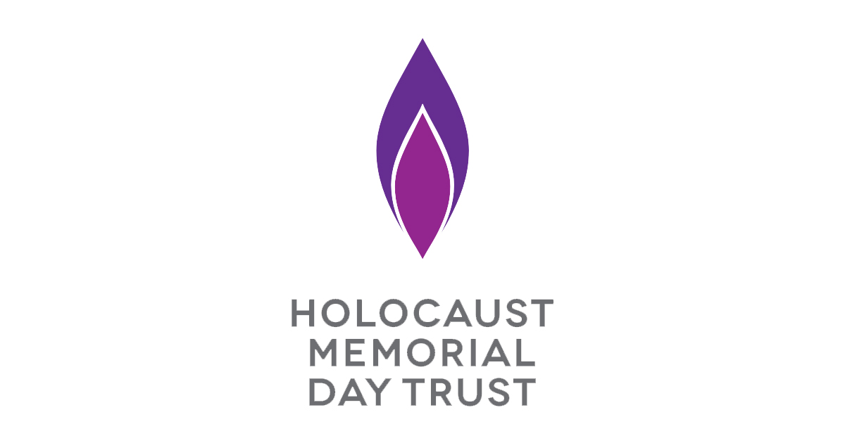 Holocaust Memorial Day Trust Logo