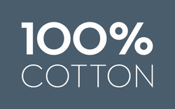 100%Cotton Logo