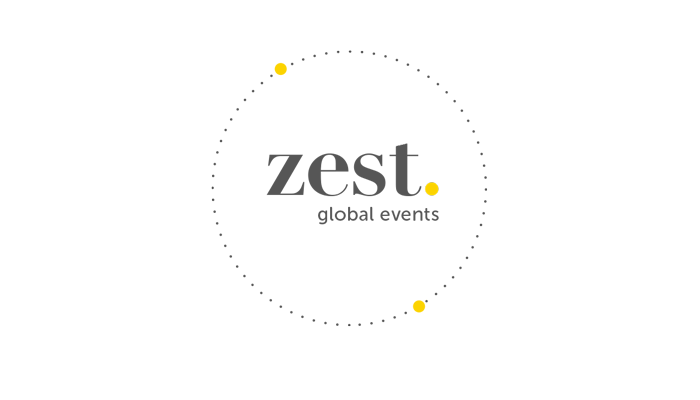Zest Global Events Logo