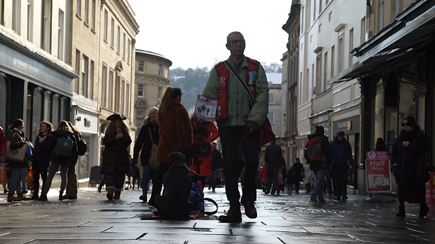 Homelessness BANES, Homeessness Bath, a roof over my head, Lt Film, video services bath, video production bath