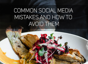 Commonsocialmediamistakes and how to avoid them