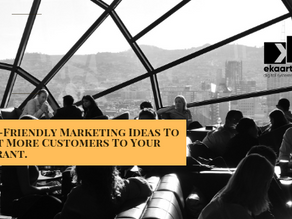 Budget-friendly marketing ideas to attract more customers to your restaurant