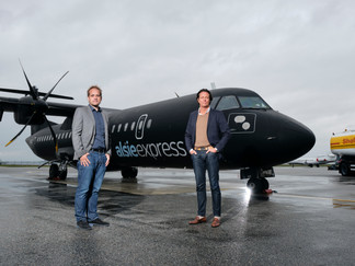First domestic route in Denmark to use sustainable aviation fuel