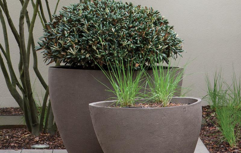 tuinontwerp, van der rhee, outdoor design, tuinmeubilair, bloempotten