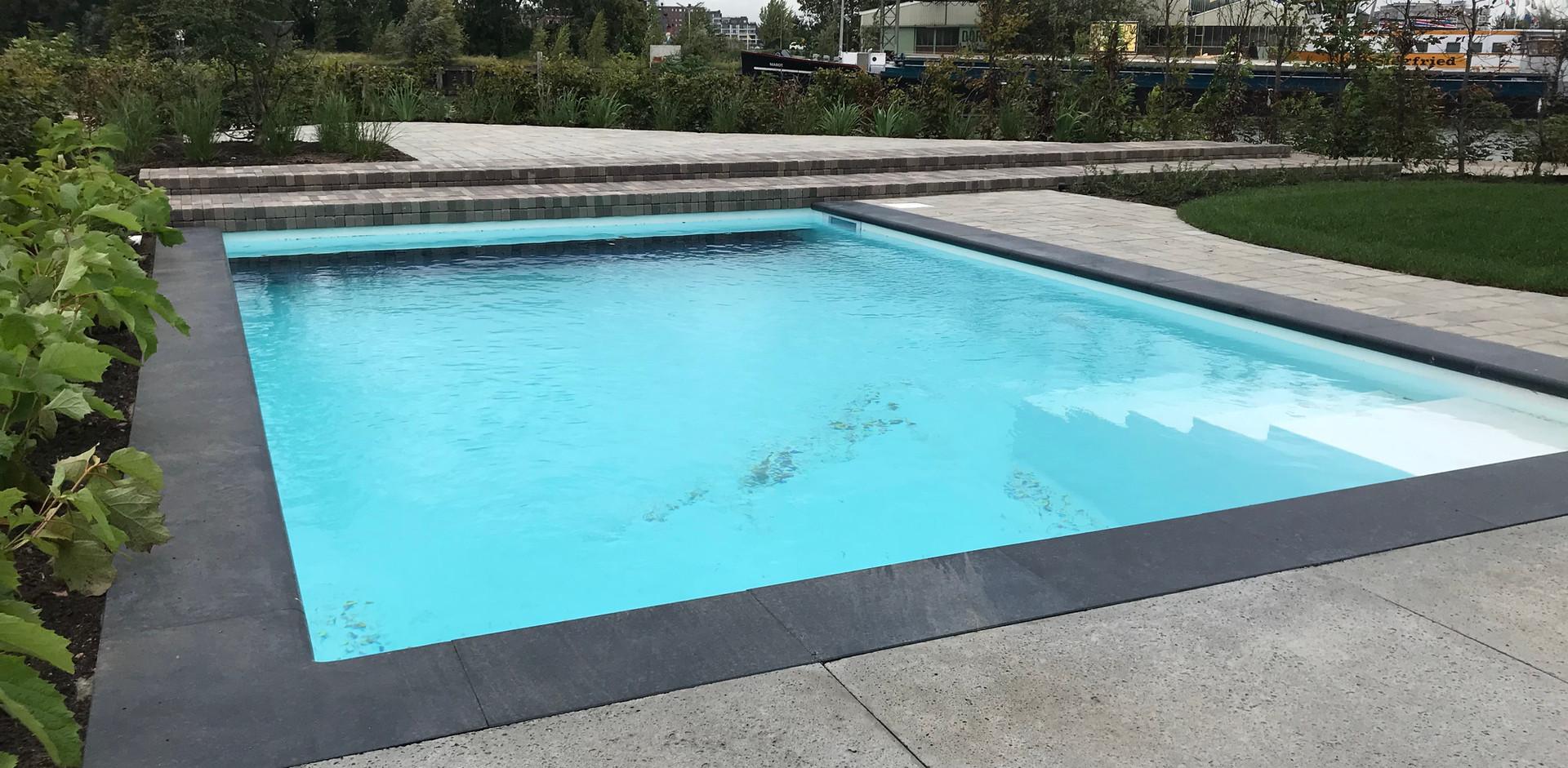 tuinontwerp, van der rhee, outdoor design, zwembad