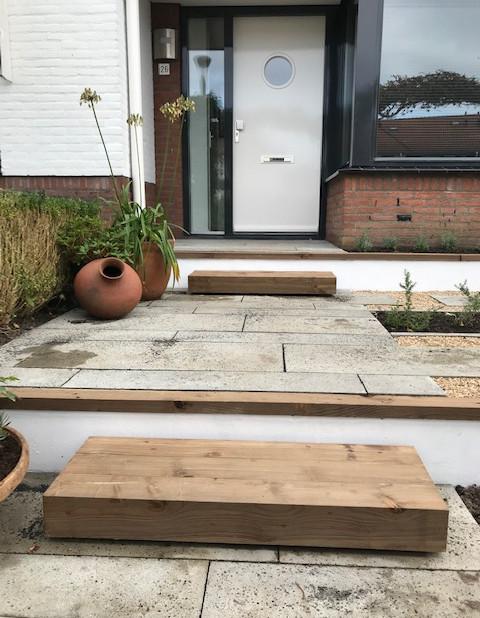 tuinontwerp, van der rhee, outdoor design, modern, alblasserdam, voortuin