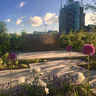 tuinontwerp, romantische tuin, van der rhee, outdoor design