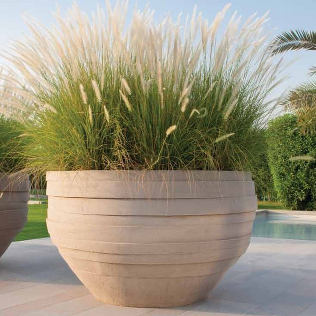 van der rhee, bloempot, outdoor design, tuinontwerp