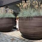 tuinontwerp, van der rhee, outdoor design, bloempotten
