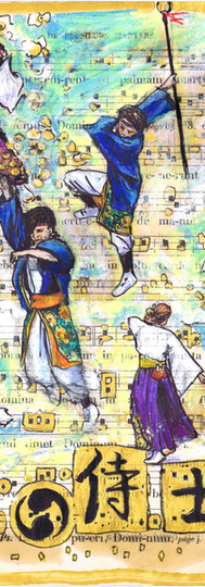 Young & Sacred Dancers - Japan