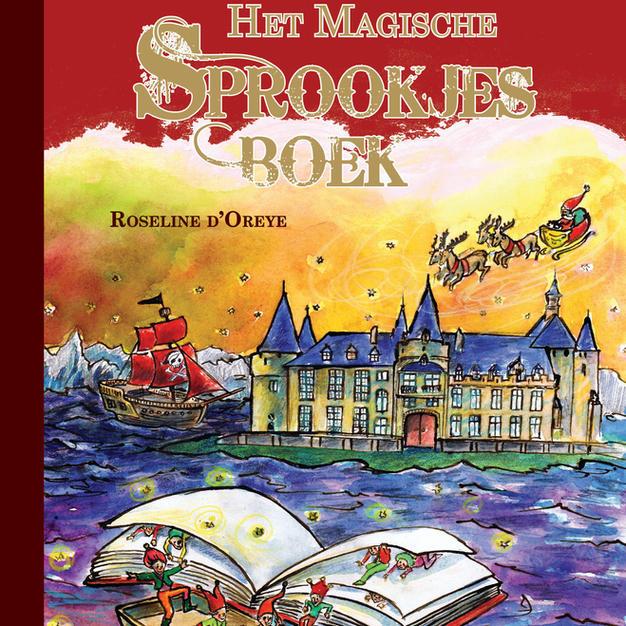 Het Magische Sprookjes Boek - Kerstmagie Editie