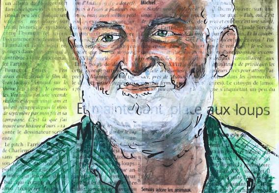Portrait vidéo Jean-Claude Servais