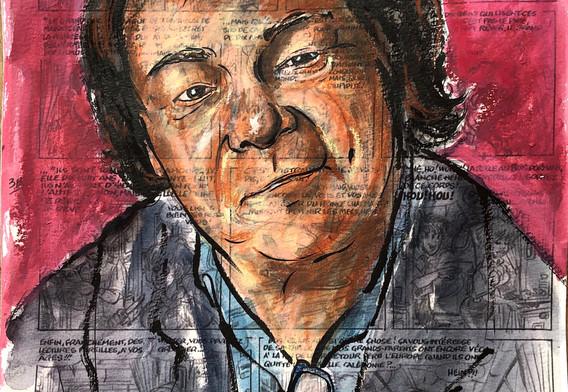 Portrait vidéo François Walthéry