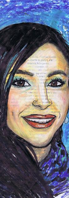 Portrait Loubna Benaissa