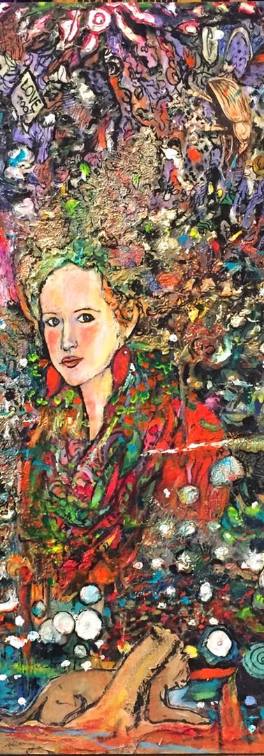Décomposition de la couleur ; Fragmentation du moi
