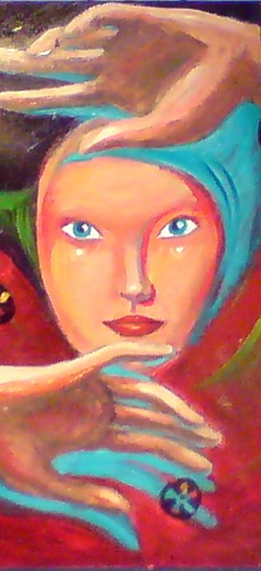 Des yeux pour voir, des mains pour créer