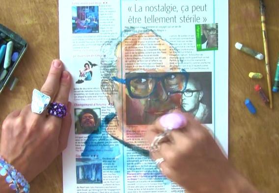 Portrait vidéo d'Alec Mansion Rutten