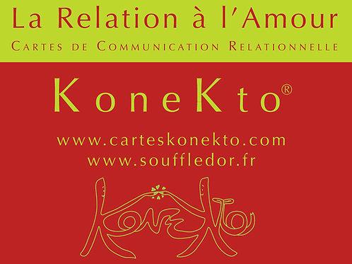 KoneKto - Cartes de Communication Relationnelle