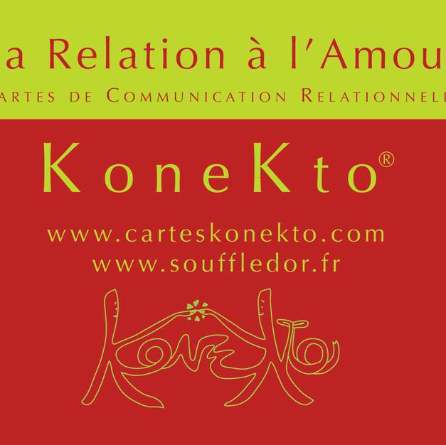 Cartes KoneKto - Editions Le Souffle d'Or