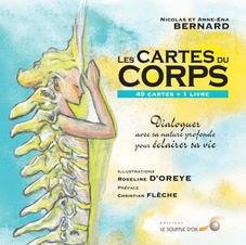 Les Cartes du Corps - Editions Le Souffle d'Or