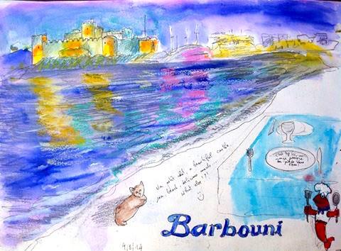 Bodrum - Barbouni