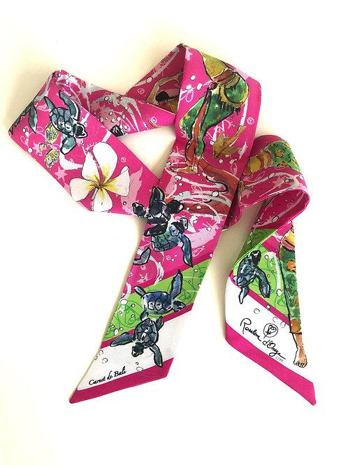 """Nastrito """"Carnet de Bali - Rose"""""""