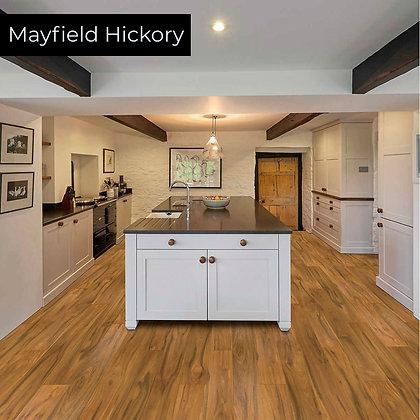 Mayfield Hickory Laminate Flooring, Sample