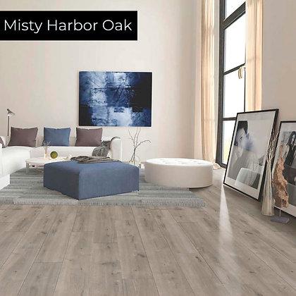Misty Harbor Oak Rigid Luxury Vinyl Flooring, Sample