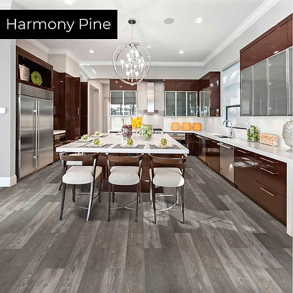 Harmony Pine Laminate Flooring, Sample