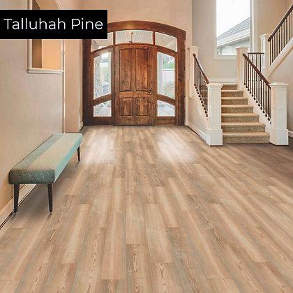 Tallulah Pine Rigid Luxury Vinyl Flooring, Sample