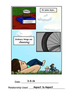 Comic Dairy 4