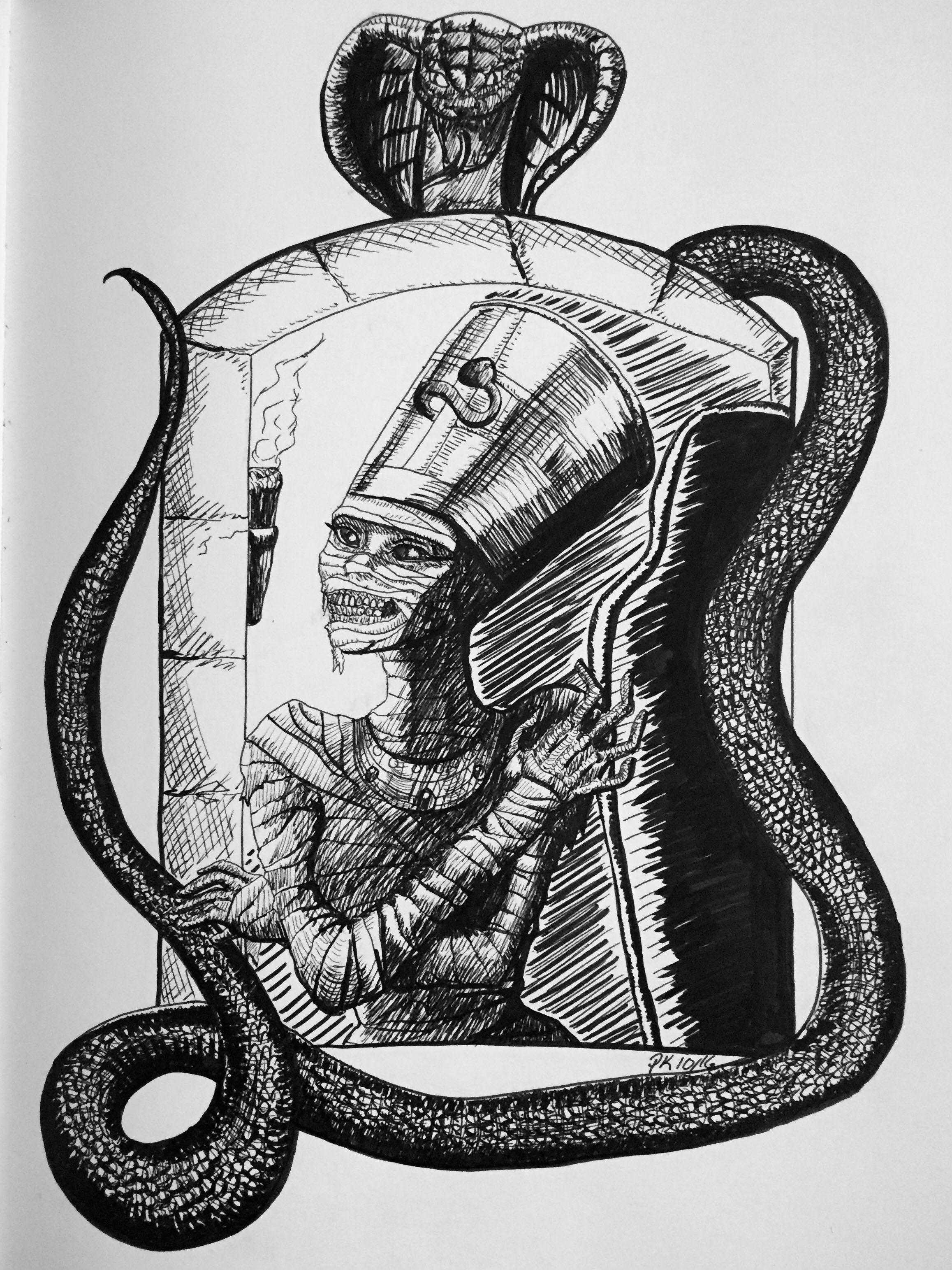 Nefertiti Mummy