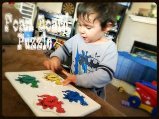 Foam Board Puzzle