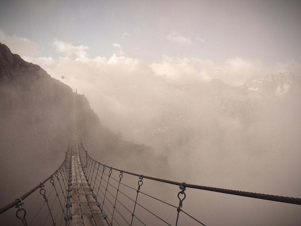 Hängebrücke Salbit