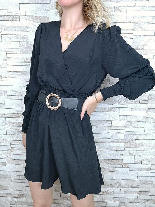 Robe Ornella noire