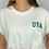 Thumbnail: Tee-shirt USA écru