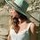 Thumbnail: Chapeau Winston noir, vert, lilas, beige