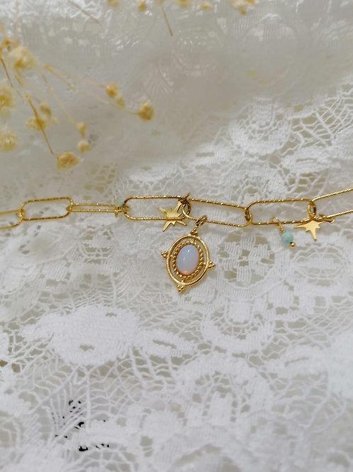 Bracelet Constellation Maille