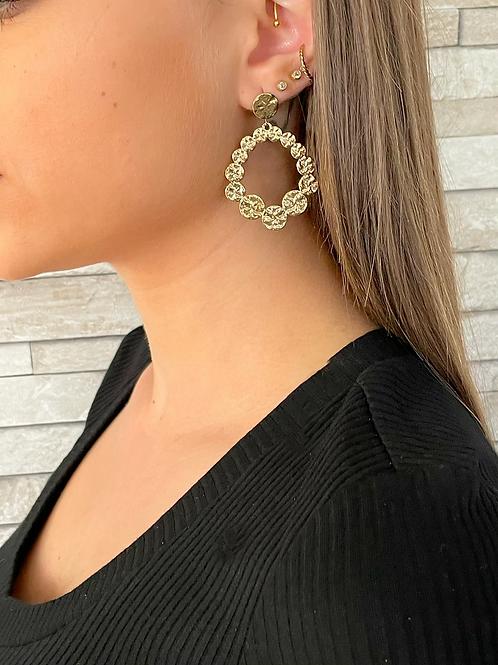 Boucles d'oreilles Nisa