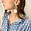 Thumbnail: Boucles d'oreilles Clair