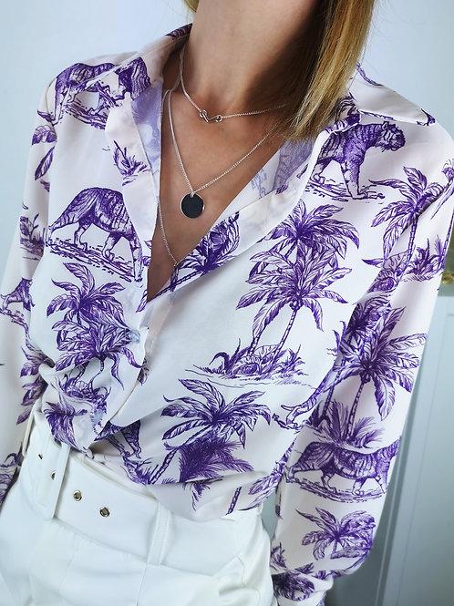 Chemise Palma Violette