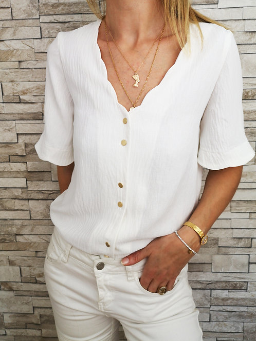 Blouse Kerry Blanche