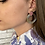 Thumbnail: Boucles d'oreilles Heidi rose