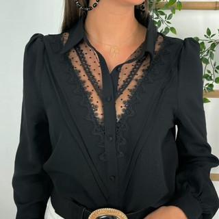 chemise amel noir mode tendance pas cher loicia.jpeg